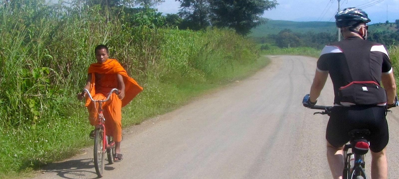 Cycling through Vietnam and Laos